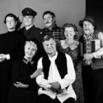 Från Riksteaterns Änkeman Jarl (2009)